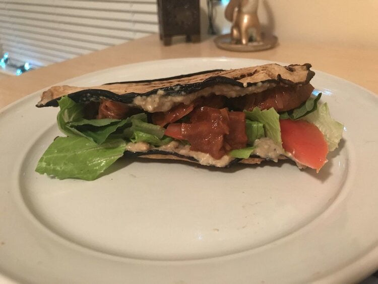 Dehydrated BLT