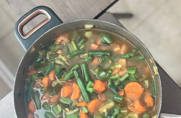 Savory Vegetable Soup
