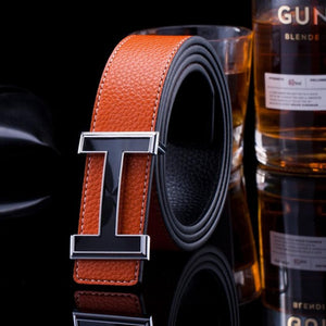 Genuine Leather Designer Belts