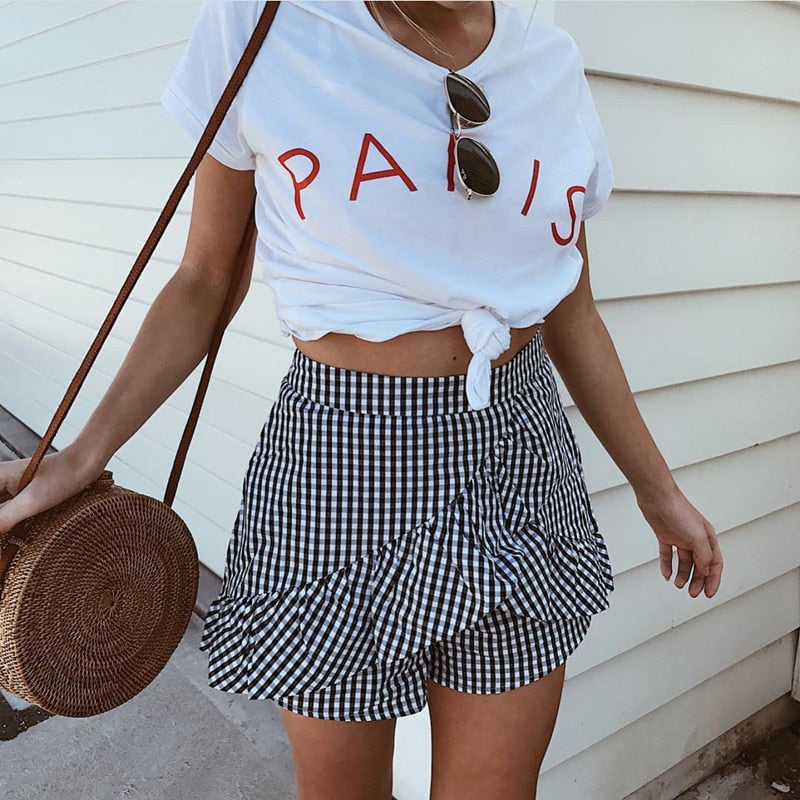 Fashion T shirt Paris