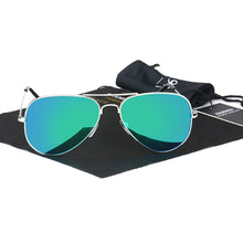 1976 classic HD polarized metal frame sunglasses
