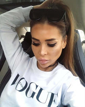 VOGUE Casual Tops