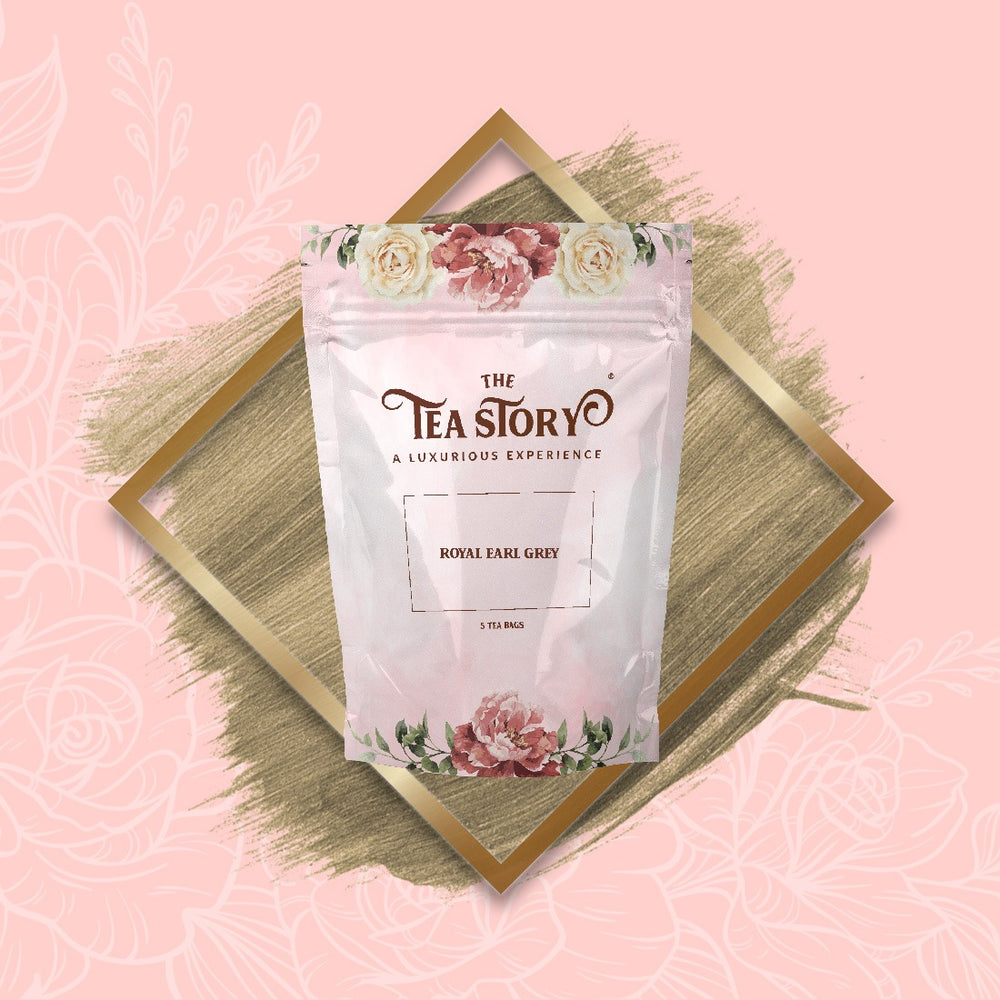 The Tea Story Royal Earl Grey Tea Pouch