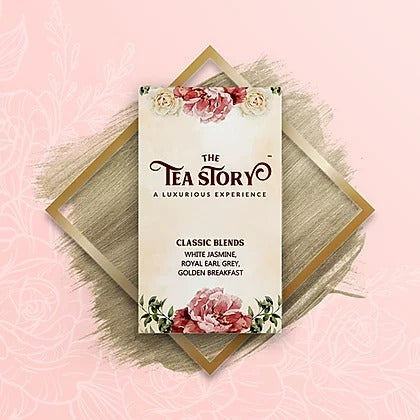 The Tea Story Classic Blends Assorted Tea Box