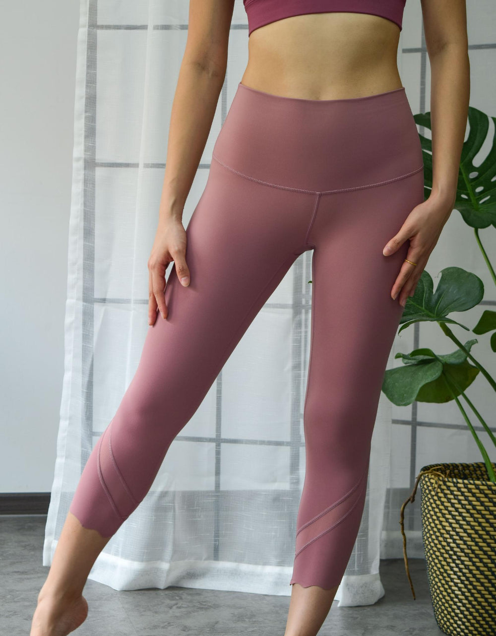 Jovial Crop Leggings