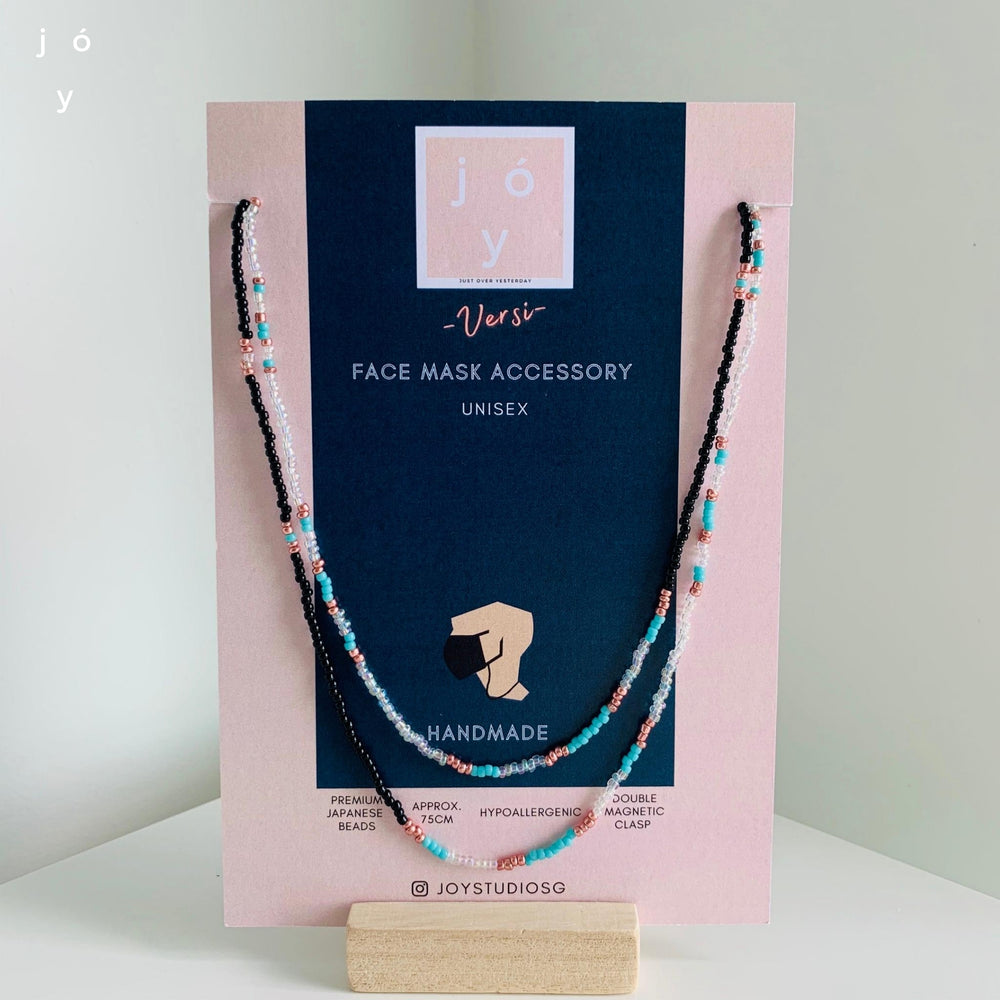 Joy Versi Unisex Face Mask Necklace