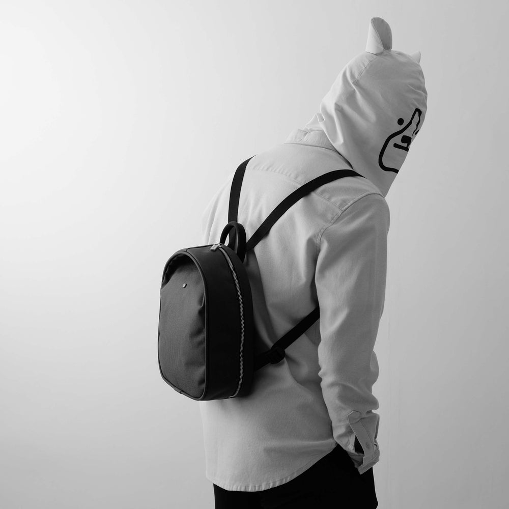 Mini Backpack (Black)