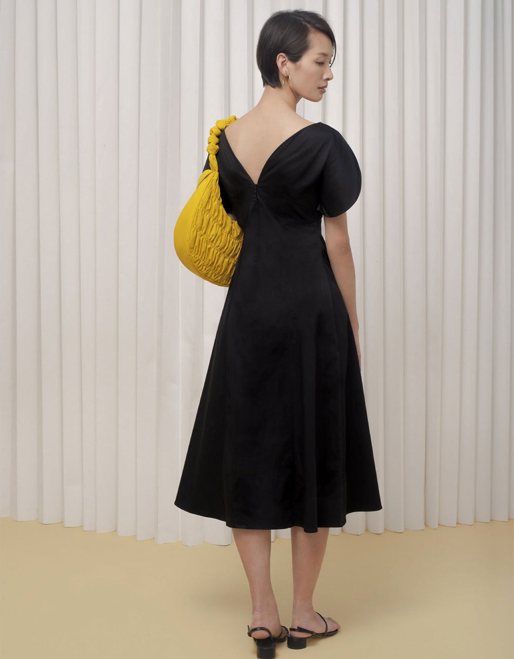 Maggie Dress (Black)