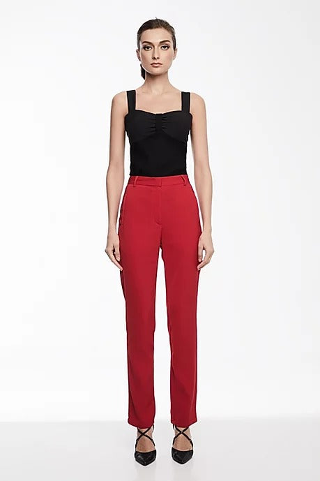 Stella Pants (Red)