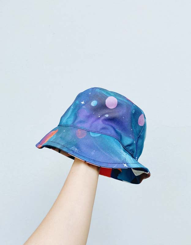 Partitum Bucket Hat