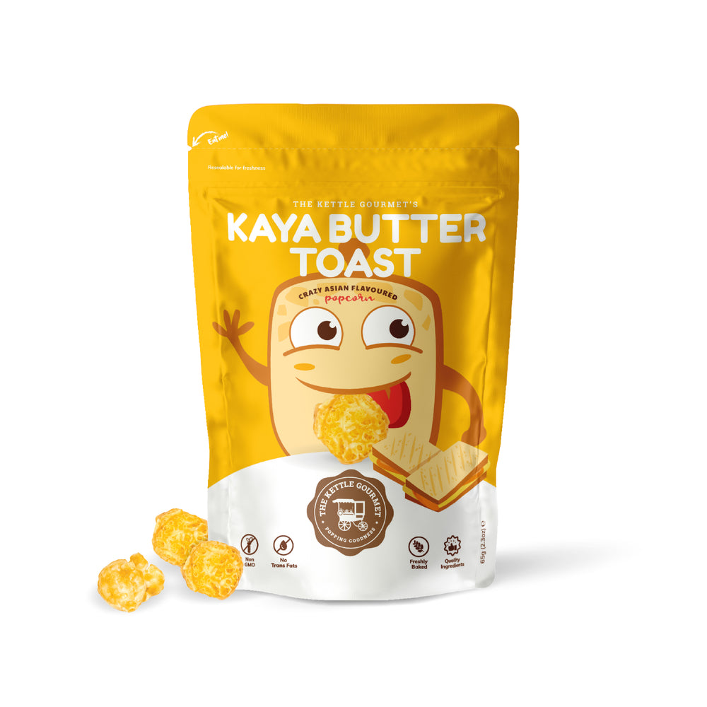 Kaya Butter Toast Snack Monster (65g)