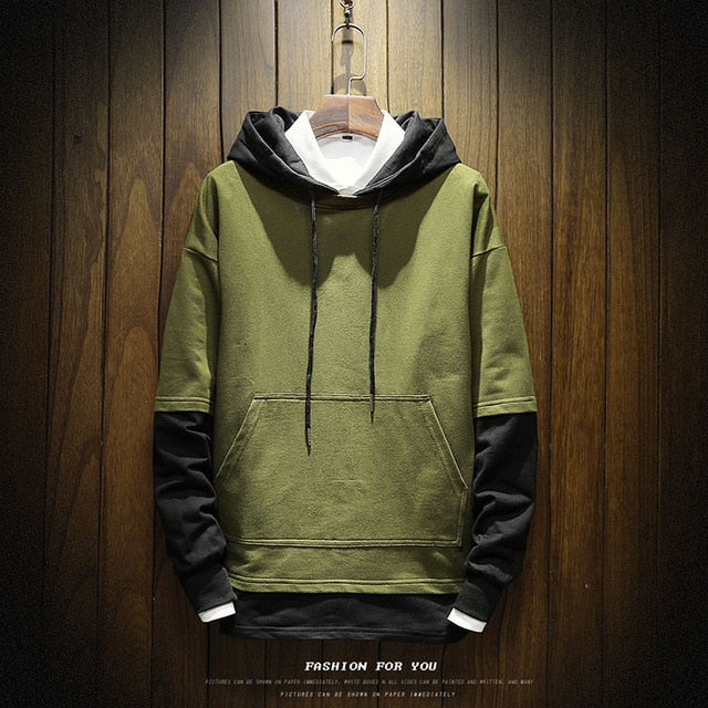 LBSS Block Colour Swag Pullover