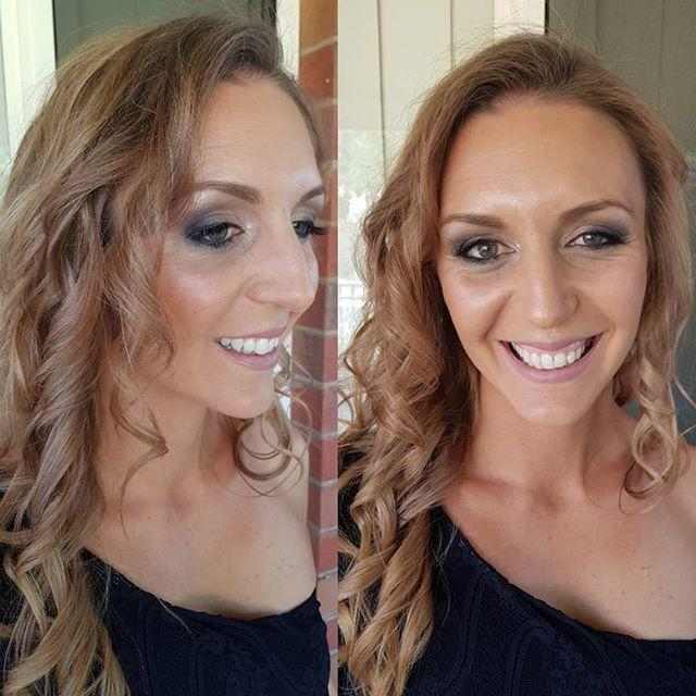 nouveaumakeup,ghd,season,smokyeye,lashes,withflayr,nudelip,love,makeupfun,adelaidemakeupartist,mac,ball,reallyme,party,adelaide