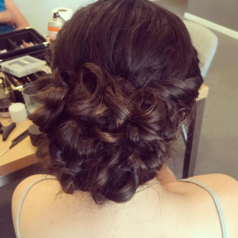 #bridalhair