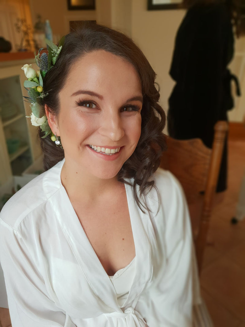 #Wedding,#Makeup,#Bride
