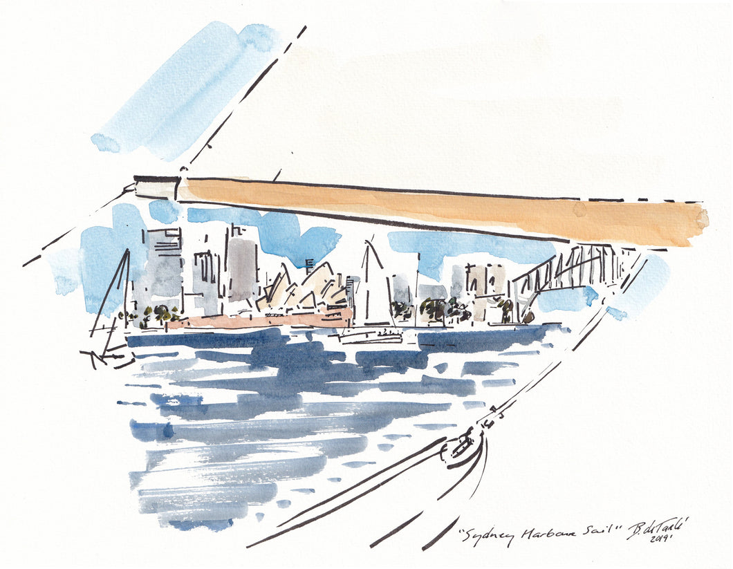 Sydney Harbour Sail