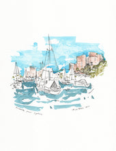 Load image into Gallery viewer, Boats at Kurraba Point Sydney