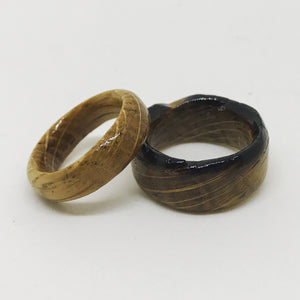 Bourbon Barrel Ring