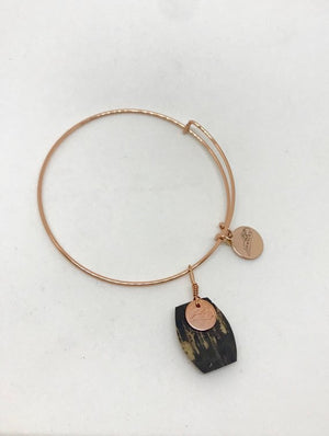 Kentucky Bourbon Barrel Bracelet with Copper Coin State Charm