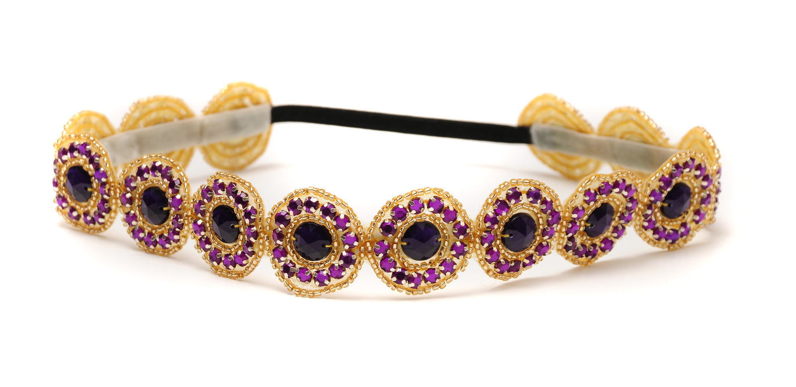 Boho Purple/Gold