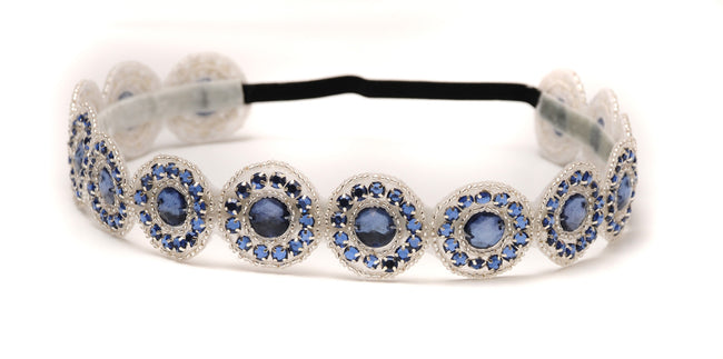Boho Light Blue/Silver