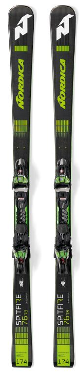 Nordica Dobermann Spitfire 76 Skis 2020 w/bindings