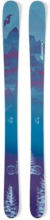 Nordica Santa Ana 100 Skis 2020
