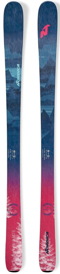 Nordica Santa Ana 80 S Jr Skis 2020