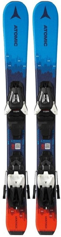 Atomic Vantage Jr Skis 2020 w/C5 bindings