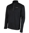 Karbon Contrast Mens Zip T-Neck 2021