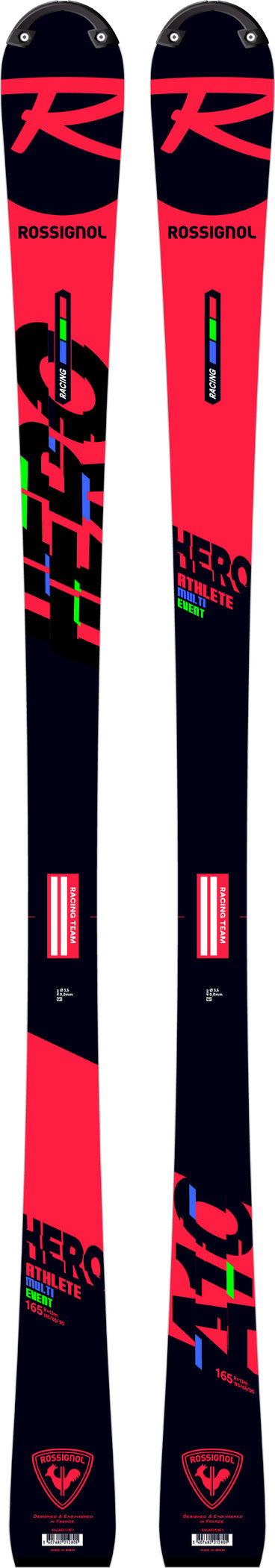 Rossignol Hero Athlete Multi Event Race Skis 2021