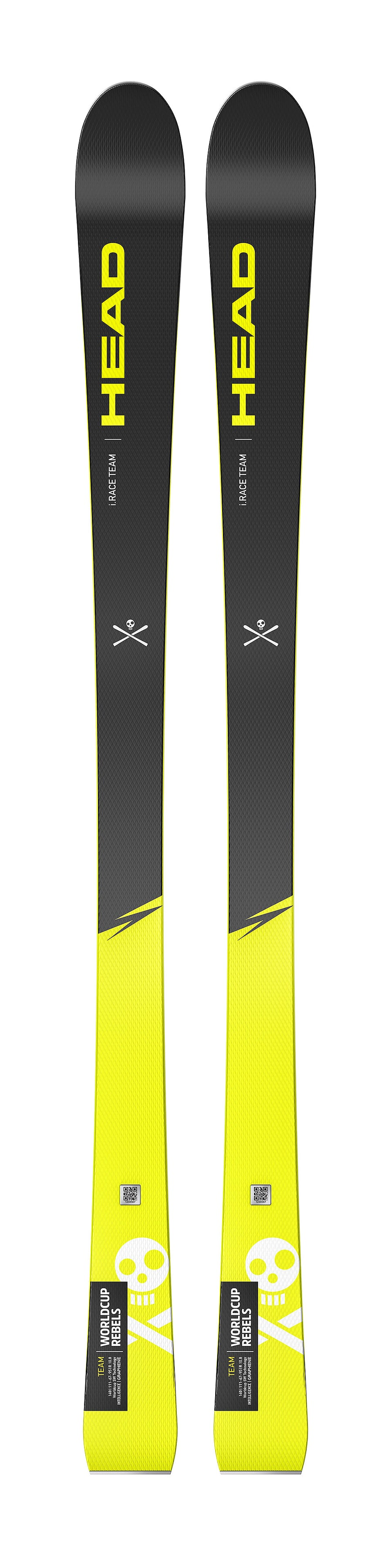 Head WC iRace Team Skis 2021