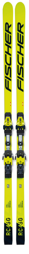Fischer RC4 Worldcup SG Race Skis 2021