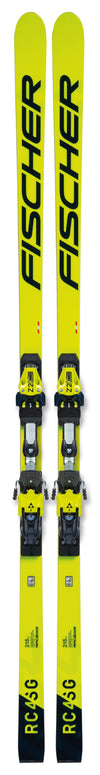 Fischer RC4 Worldcup SG Jr Race Skis 2021