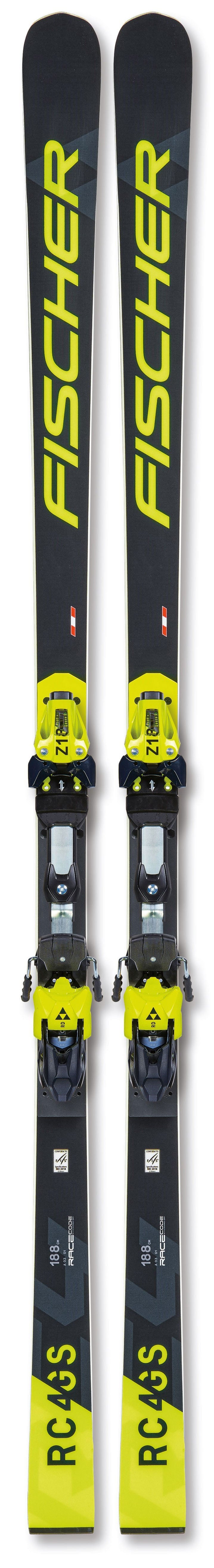 Fischer RC4 Worldcup GS Masters Race Skis 2021