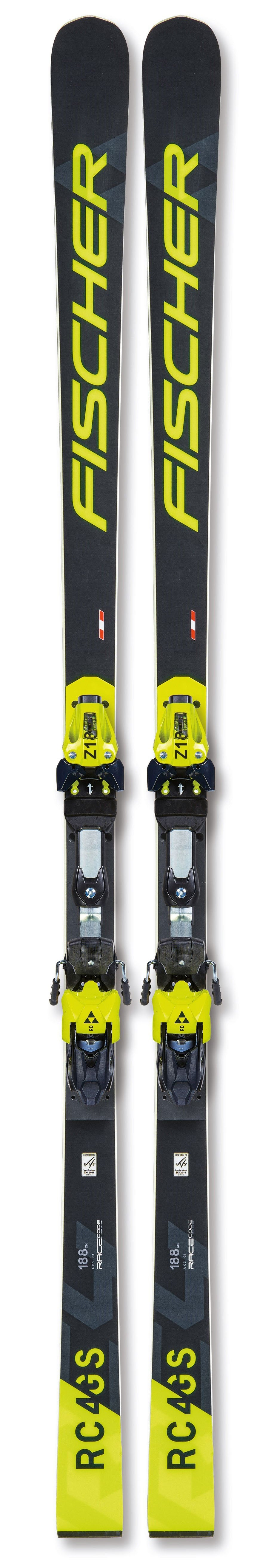 Fischer RC4 Worldcup GS Wmns Race Skis 2021