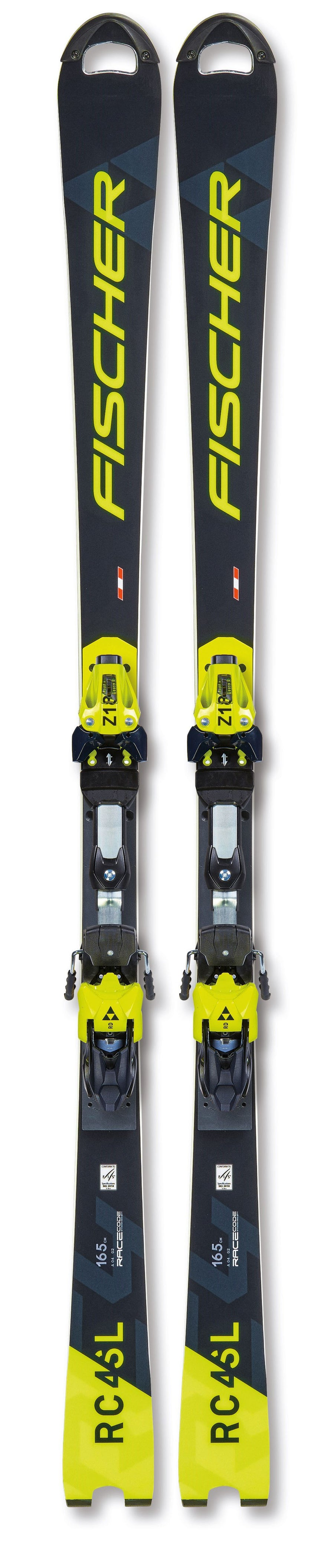 Fischer RC4 Worldcup SL Race Skis 2021