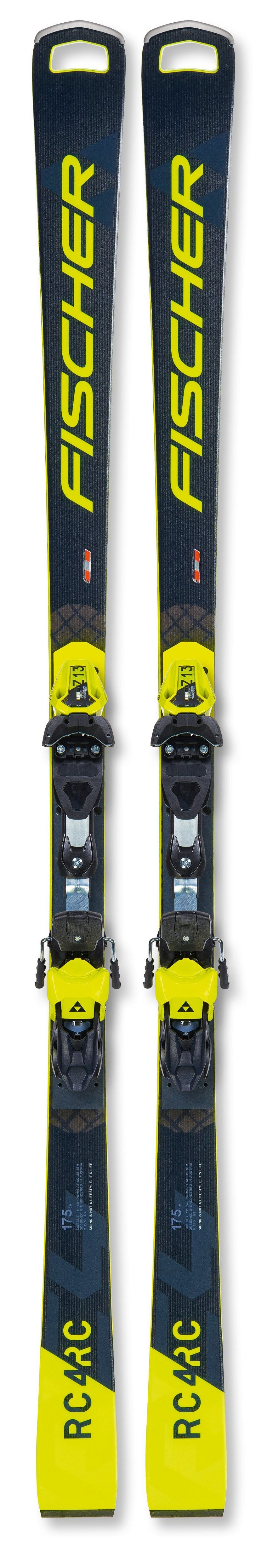 Fischer RC4 Worldcup RC Pro Skis 2021