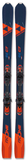 Fischer RC One 86 GT Skis 2021 w/bindings