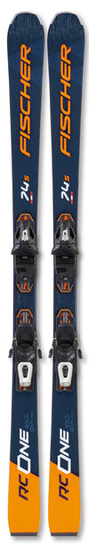 Fischer RC One 74 S Skis 2021 w/bindings