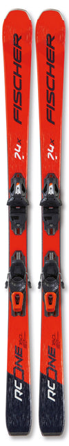 Fischer RC One 74 X Skis 2021 w/bindings