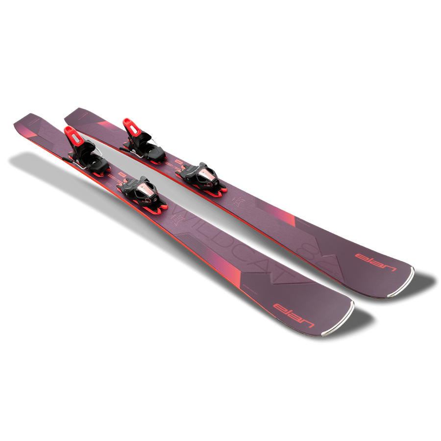 Elan Wildcat 82 C Skis 2021 w/bindings