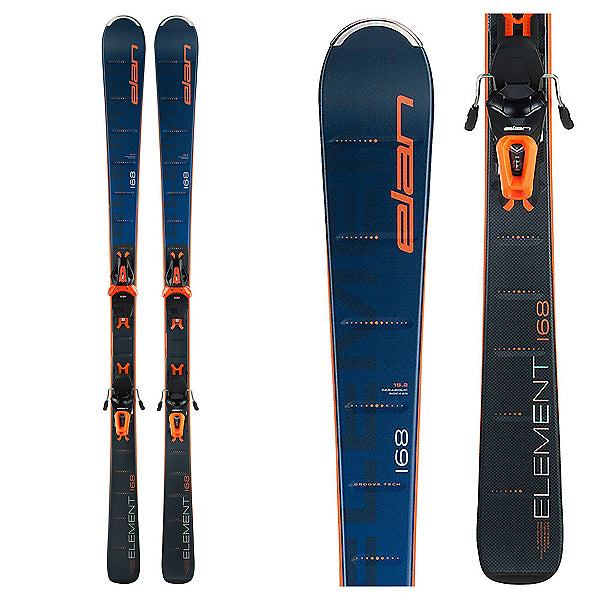 Elan Element Blue Skis 2020 w/bindings