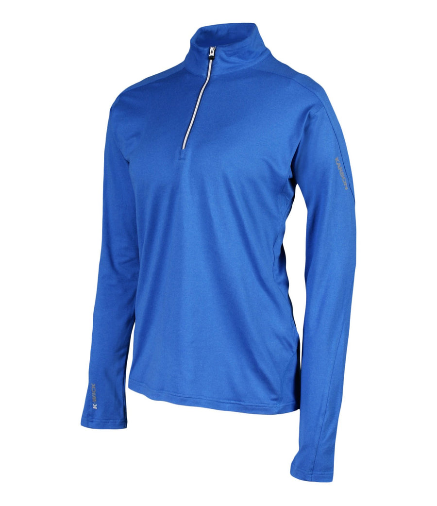 Karbon Variance Women's Zip T-Neck 2021