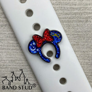 Band Stud® - Miss Mouse Ears - Sorcerer Mouse READY TO SHIP