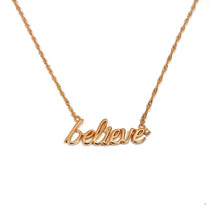 Jewelry - Believe in Magic
