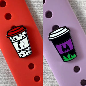 Band Stud® - Coffee Cup Collection - The Villains READY TO SHIP