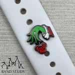 Band Stud® - Christmas Collection - GrinchMouse READY TO SHIP