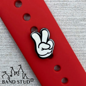 Band Stud® - Glove - Peace READY TO SHIP