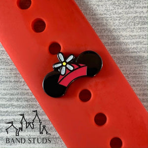 Band Stud® - Mouse Ears - Vintage Mouse READY TO SHIP